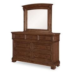 Legacy Classic Oxford Place Dresser and Mirror
