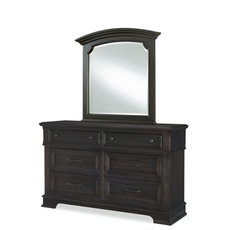 Legacy Classic Townsend Dresser and Mirror