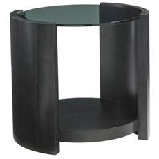 Lexington Carrera Firano Round End Table