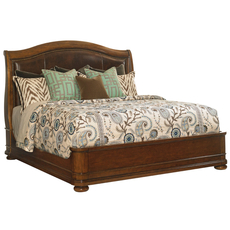 Lexington Coventry Hills Chandler Mills Queen Size Sleigh Bed