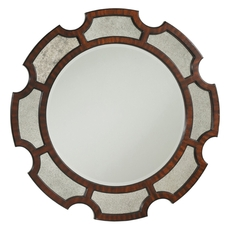 Lexington Kensington Del Mar Round Mirror