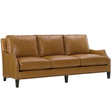 Lexington Kensington Place Ashton Leather Sofa