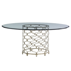 Lexington Laurel Canyon Bollinger 72 Inch Round Dining Table