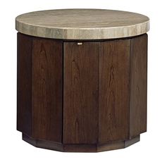 Lexington Laurel Canyon Glendora Drum Table