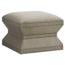 Lexington Laurel Canyon Wheatly Ottoman