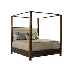 Lexington MacArthur Park Terranea Queen Size Poster Bed