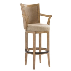 Lexington Monterey Sands Carmel Swivel Bar Stool