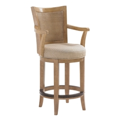 Lexington Monterey Sands Carmel Swivel Counter Stool