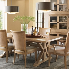 Lexington Monterey Sands Walnut Creek Dining Table