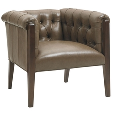 Lexington Oyster Bay Brookville Leather Chair
