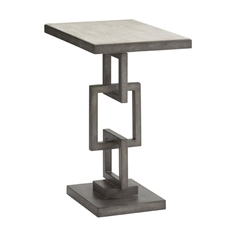 Lexington Oyster Bay Deerwood Rectangular Side Table