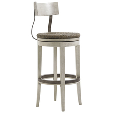Lexington Oyster Bay Merrick Swivel Bar Stool