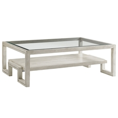 Lexington Oyster Bay Saddlebrook Rectangular Cocktail Table