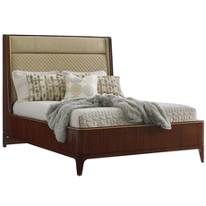Lexington Take Five Empire Queen Platform Bed