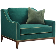 Lexington Take Five Greenstone Chair in 4071-21