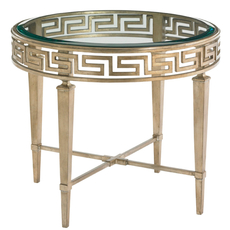 Lexington Tower Place Aston Round Lamp Table