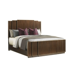 Lexington Place Fairmont Queen Size Panel Bed