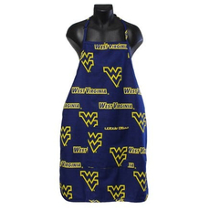 College Covers University of West Virginia Apron