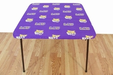 College Covers Louisiana State University Tigers Card Table Cover