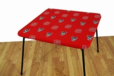 College Covers North Carolina State University Card Table Cover