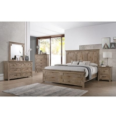 Lane Home Furnishings Sante Fe 5 Piece King Bedroom Set