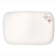 I Love Pillow Out Cold Copper Queen Pillow