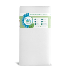 Lullaby Earth Lightweight Healthy Support Crib Mattress