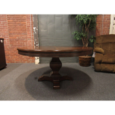 Clearance Lexington Coventry Hills Ridgeview Round Dining Table