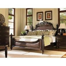 Tommy Bahama Royal Kahala Harbour Point Queen Bedroom Set
