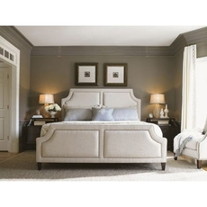 Lexington Kensington Place Chadwick Cal King Upholstered Bedroom Set