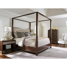 Lexington MacArthur Park Terranea King Poster Bedroom Set