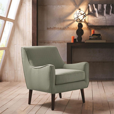 Madison Park Oxford Chair in Everly Julep