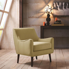 Madison Park Oxford Chair in Everly Cilantro