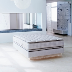 King Marshall Mattress Sleepmaker Luxury Luxe II Luxury Plush Mattress