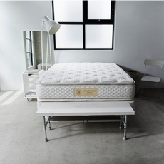 Cal King Marshall Mattress Sleepmaker Portfolio Fantasie Luxury Plush Pillow Top Mattress