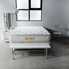 Full Marshall Mattress Sleepmaker Portfolio Nocturne Plush Pillow Top Mattress