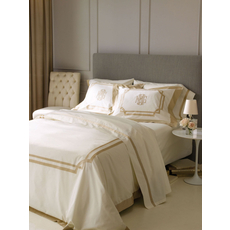 Matouk Salon Duvet Cover