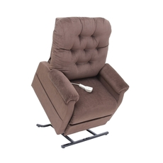 Mega Motion Windermere LC-200 Position Power Lift Chair Recliner in Chocolate