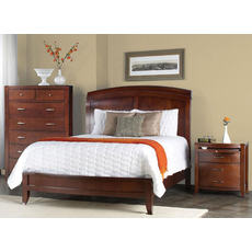 Modus Brighton Low Profile Sleigh Twin Bed