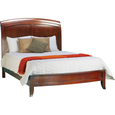 Modus Brighton Low Profile Wood Sleigh Bed