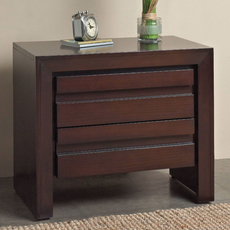 Modus Element Nightstand with Charging Station