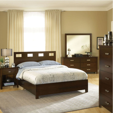 Modus Riva 5 Piece Bedroom Set