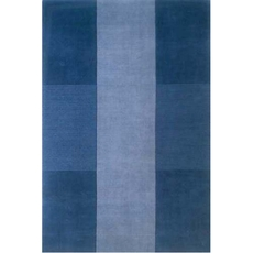 Momeni Metro 07 Rug in Light Blue