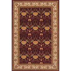 Momeni Persian Garden 12 Rug in Burgundy
