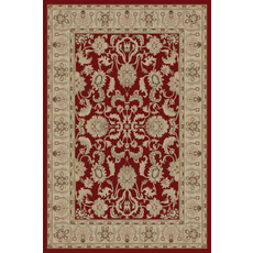 Momeni Royal 04 Rug in Red