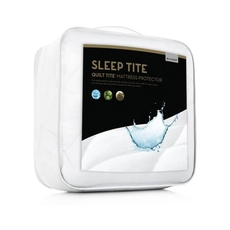 Malouf Sleep Tite Quilt Tite Twin Size Mattress Protector