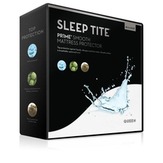 Malouf Sleep Tite Pr1Me King Size Smooth Mattress Protector