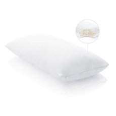 Malouf Z Gelled Encased Feather Downblend King Size Pillow