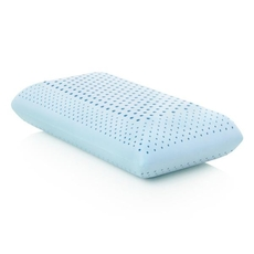 Malouf Z Zoned Gel Dough Lowloft King Size Pillow