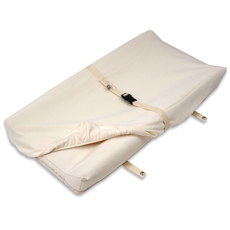 Naturepedic Organic Cotton 2-Sided Contoured Changing Pad Cover